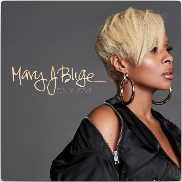Mary J. Blige - Only Love single cover